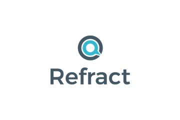Refract logo design services