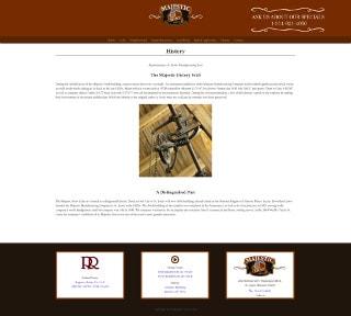 Website design/development agency portfolio