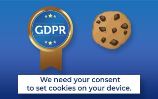 GDPR - Cookie consent - accept cookies