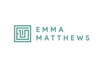 Emma Matthews - Logo design - Web design agency